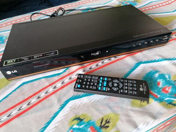 Odtwarzacz DVD LG DVX689H