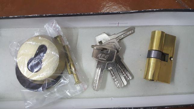 Canhão porta e escudo segurança