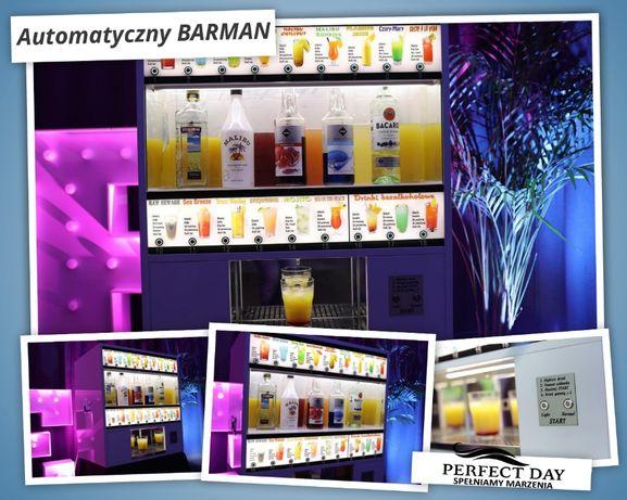 Automatyczny Barman - Drink Bar - Barman - DrinKS - Barman na Wesele