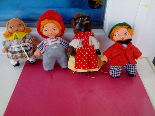 Продам немецкие сувенирные куколки времен СССР