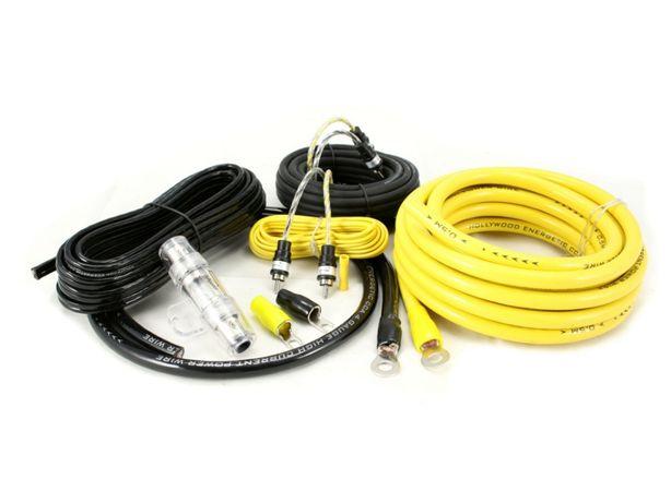 Zestaw kabli do wzmacniacza CCA-28 300W RMS Bas Audio Skrzyszów Śl.