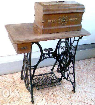 Maquina de costura PFAFF (antiguidade)