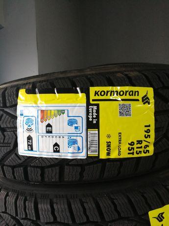 KORMORAN 195/65 R15 Zimowa Nowa