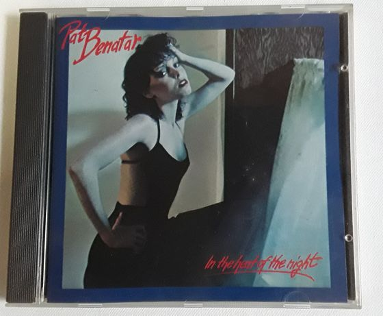 CD Pat Benatar - In The Heat Of The Night