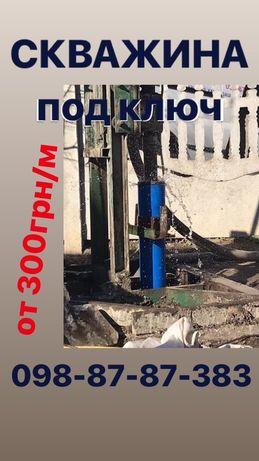 Бурение скважин Обуховский раен