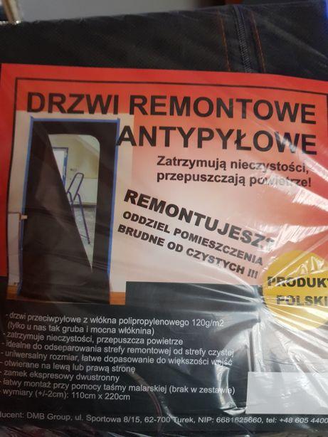 Drzwi Remontowe