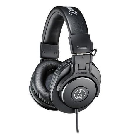 Навушники Audio-Technica ATH-M30X - нові з Європи - ОЛХ доставка !