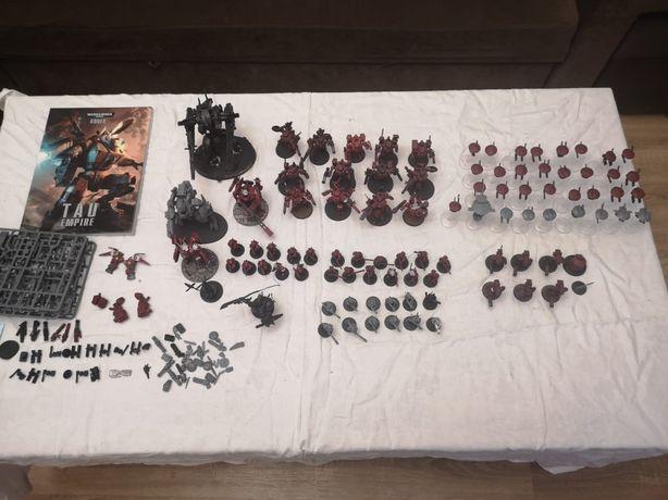 Armia Farsight Enclaves Tau Warhammer 40000 (40k)