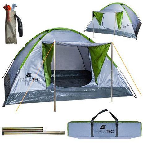 Туристическая палатка намет 4-местная Montana палатка для кемпинга