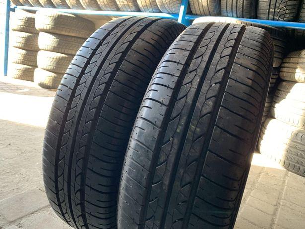 лето 185/65/R15 7,8мм Bridgestone 2шт летняя резина