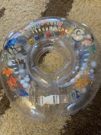 Круг для купання baby swimmer
