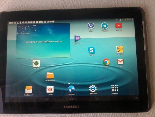 Продам планшет Samsung Galaxy под восстановление или на запчасти
