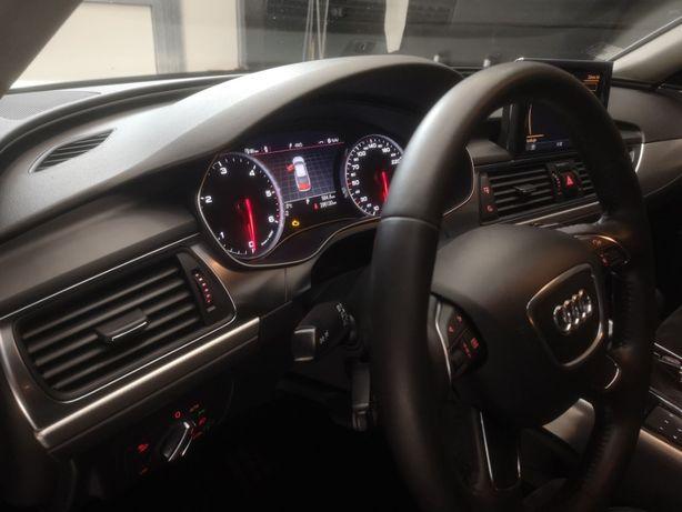 Prywatne, Czarne Audi A6 100% oryginał, udokumentowany przebieg