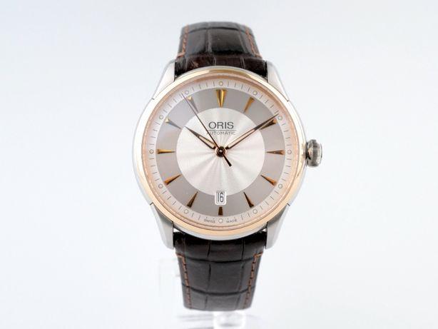Мужские бу часы Oris Artelier 40 мм
