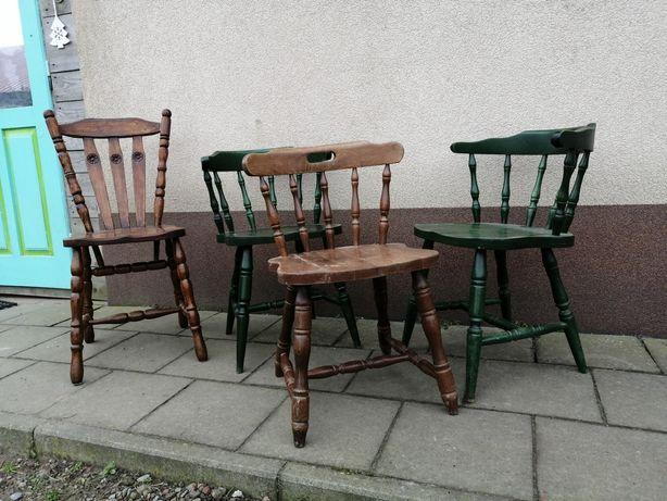 Kultowe krzesła PRL - orginały