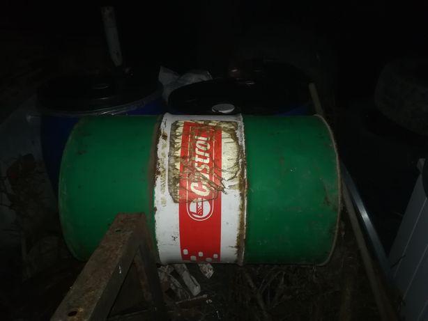 Beczka metalowa 60l litrów