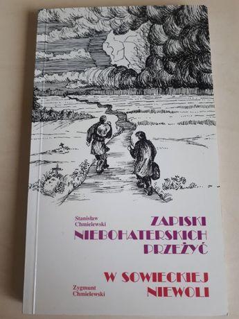Zapiski niebohaterskich przeżyć, W sowieckiej niewoli