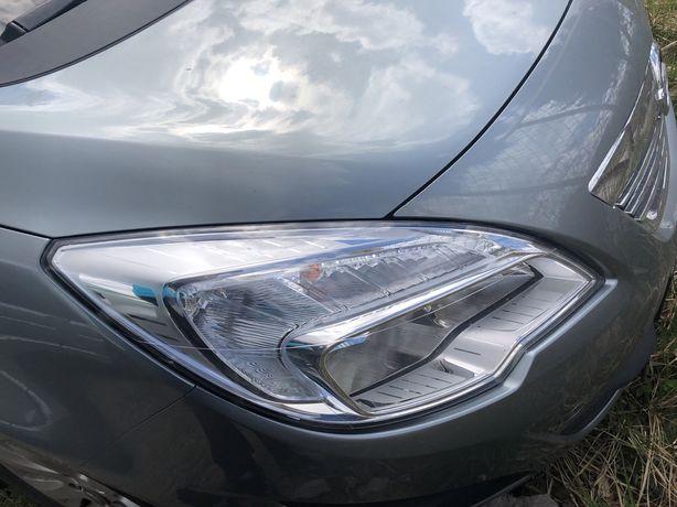 Lampa reflektor opel Meriva B 2012