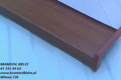 parapet parapety producent 30 kolorów drewnopodone Kielce BRAMSTAL