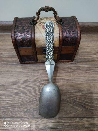 Антична колекційна ложка