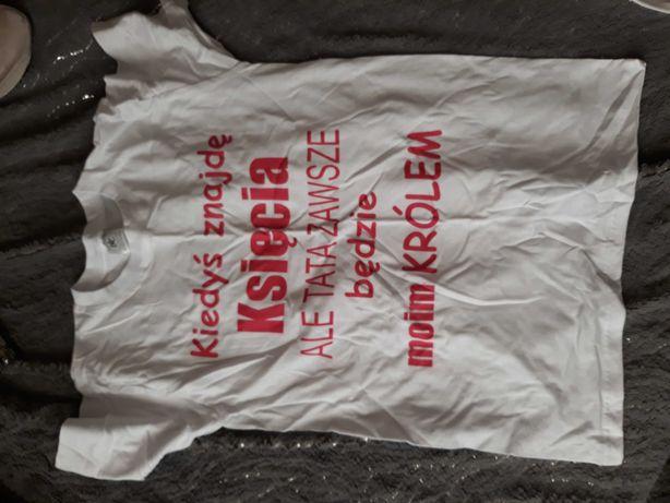 Koszulka dziewczeca 158
