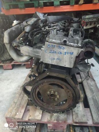 Motor Mercedes C220cdi 611960