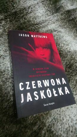 Jason Matthews Czerwona Jaskółka