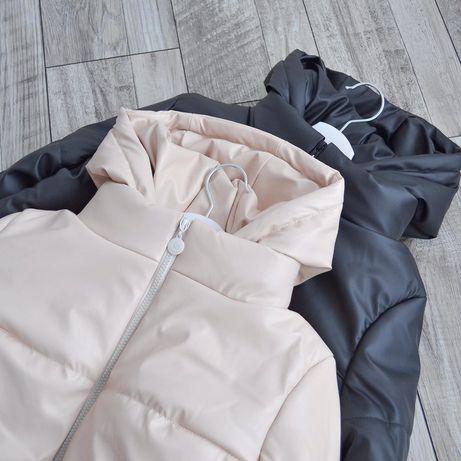 Куртка з еко-шкіри