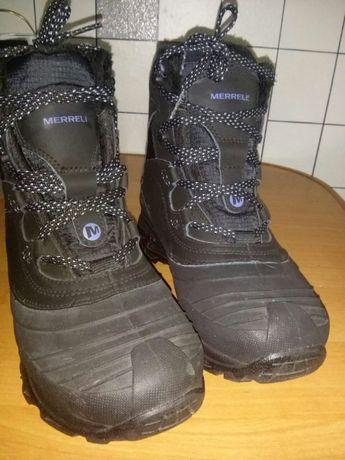 Ботинки термо Merrell, цена снижена!
