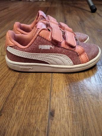 Buty dziewczęce Puma r. 23