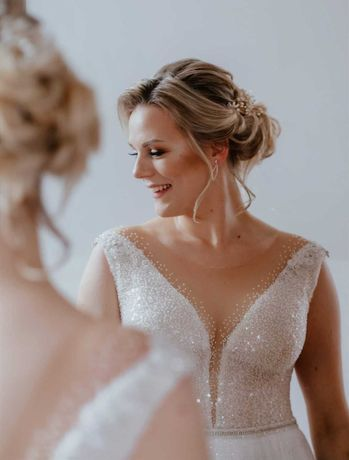 Suknia ślubna CHANEL