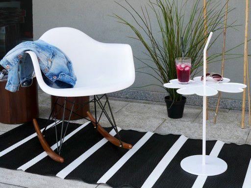 Кресло - качалка со столиком балкон терасса ХиТ 2020 Польша