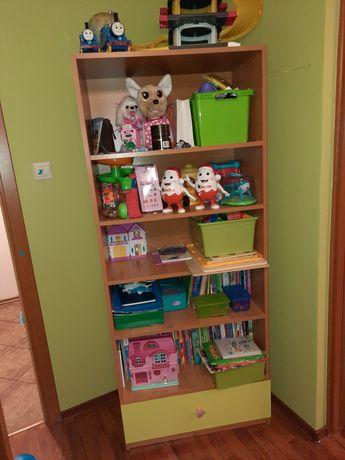 Regał na książki lub zabawki