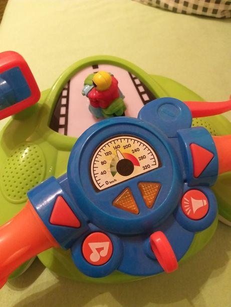 Kierownica zabawkowa