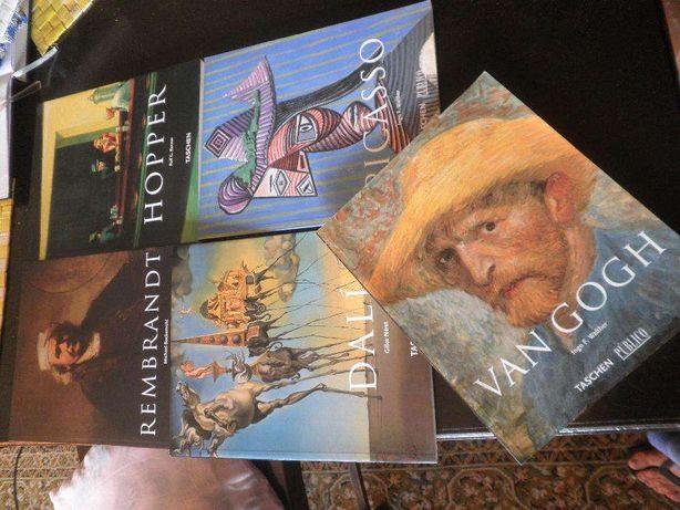 Livros para apreciadores de arte-valor de conjunto