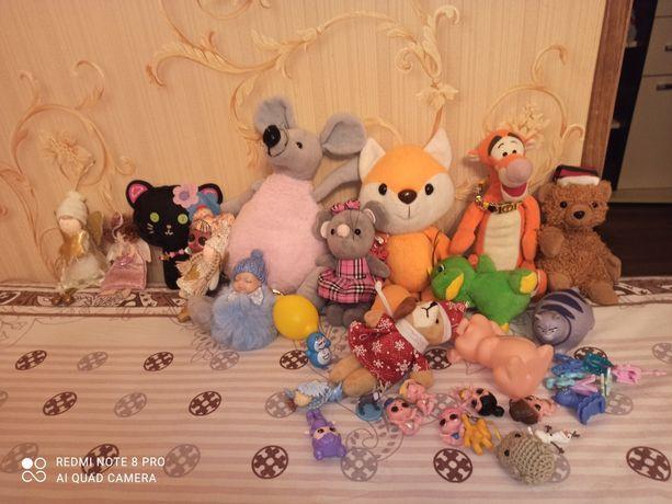 Пакет игрушек в хорошем состоянии
