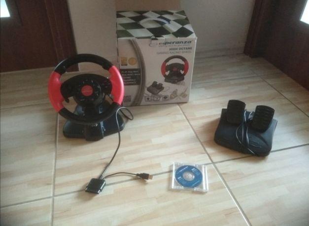 Kierownica pc, PlayStation