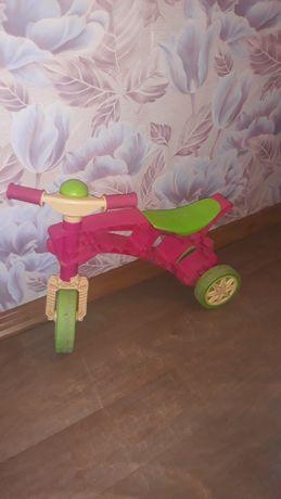 Велобег для девочки