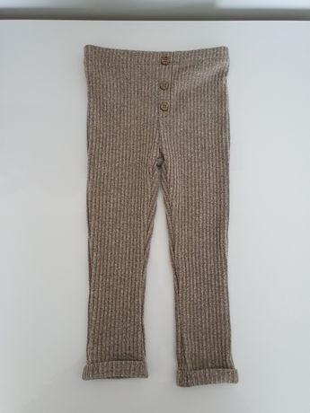 Spodnie leginsy reserved