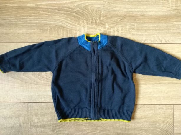Sweterek 5-10-15 rozmiar 68