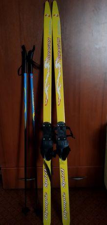 Лыжи Беговые 140см