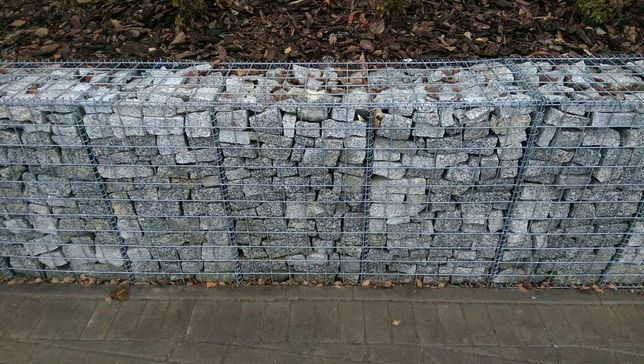 KOSZ GABIONOWY gabion 100x50x30 cm gabiony kosze gabionowe