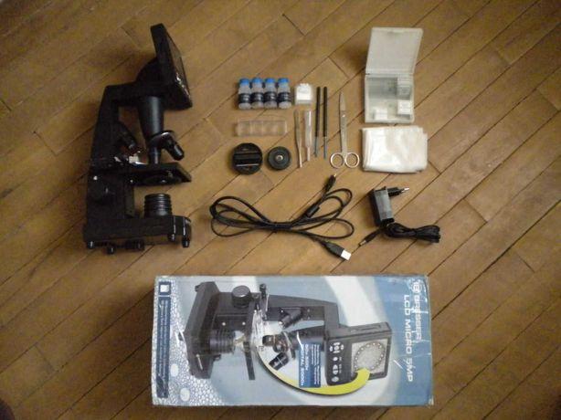 Микроскоп цифровой Bresser LCD 50x–2000x електронний мікроскоп
