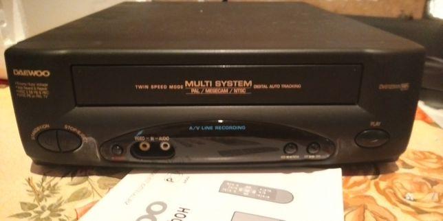 Видеомагнитофон DV-S123 WN