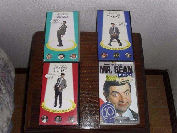Cassetes VHS - Mr Bean