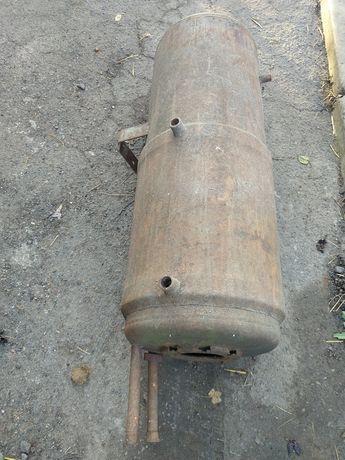 Ресивер - 500 л, (2 види), бочка високого тиску / давления