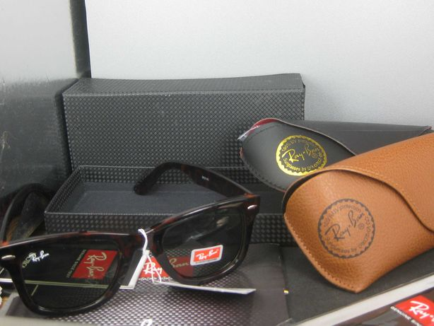 Ray ban oculos de sol 2140 tortoise castanho wayfarer rayban 4165