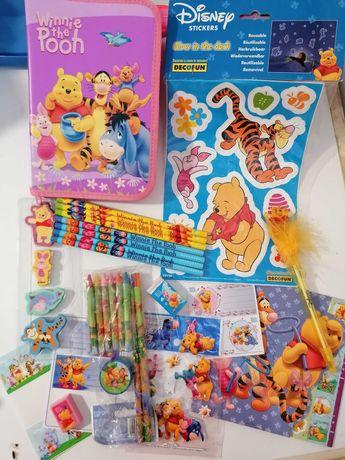 Material Escolar e Autocolantes Disney Winnie The Pooh