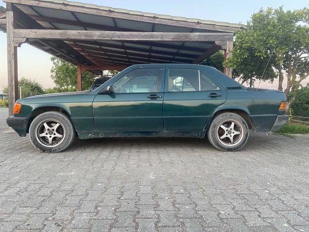 Mercedes-Benz 190d 2.0