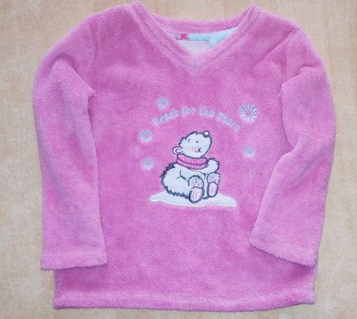 Плюшевый свитер primark на 4 года